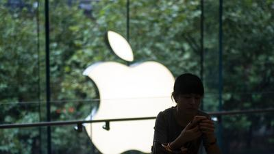 Apple reportedly is opening a research and development center in China
