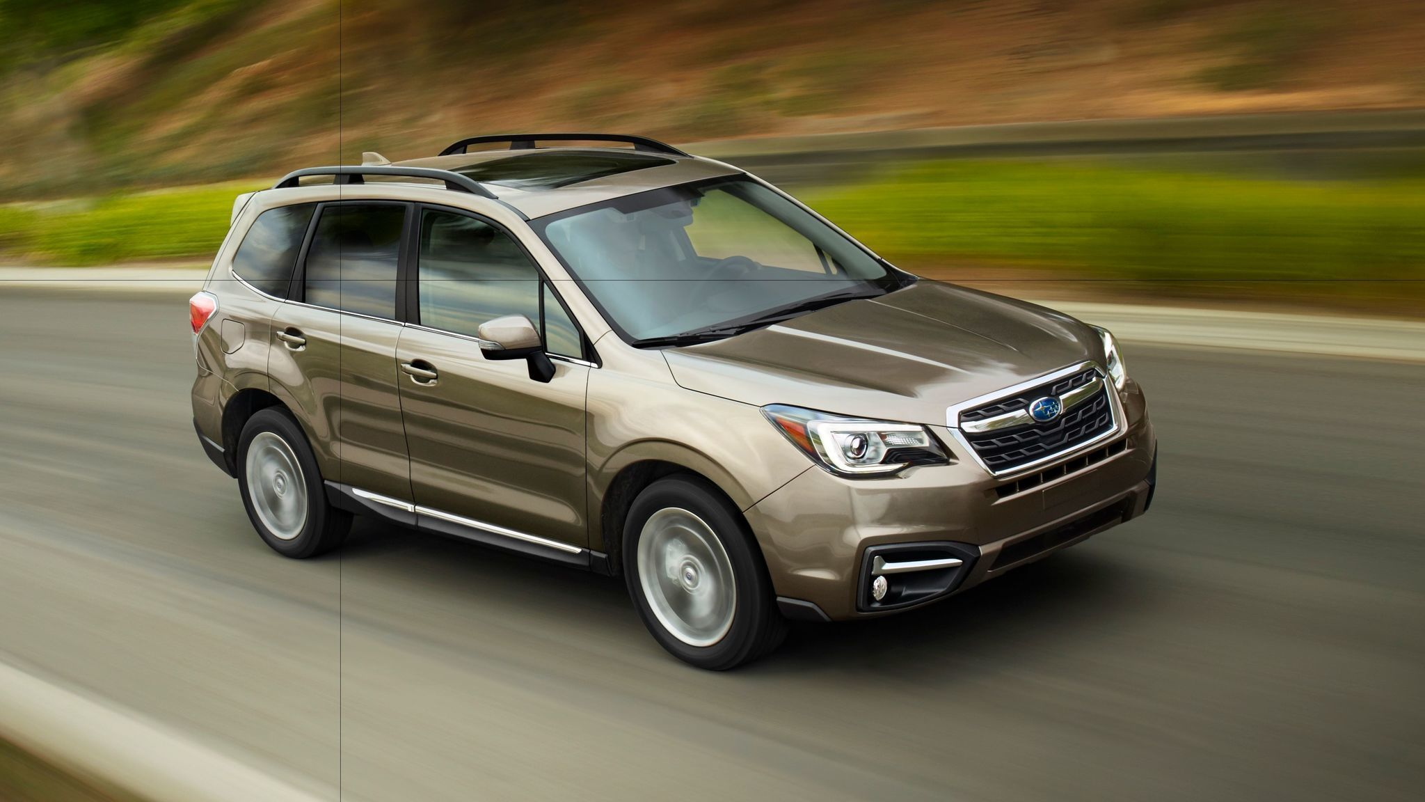 2017 Subaru Forester Simple refined and sensible The San Diego