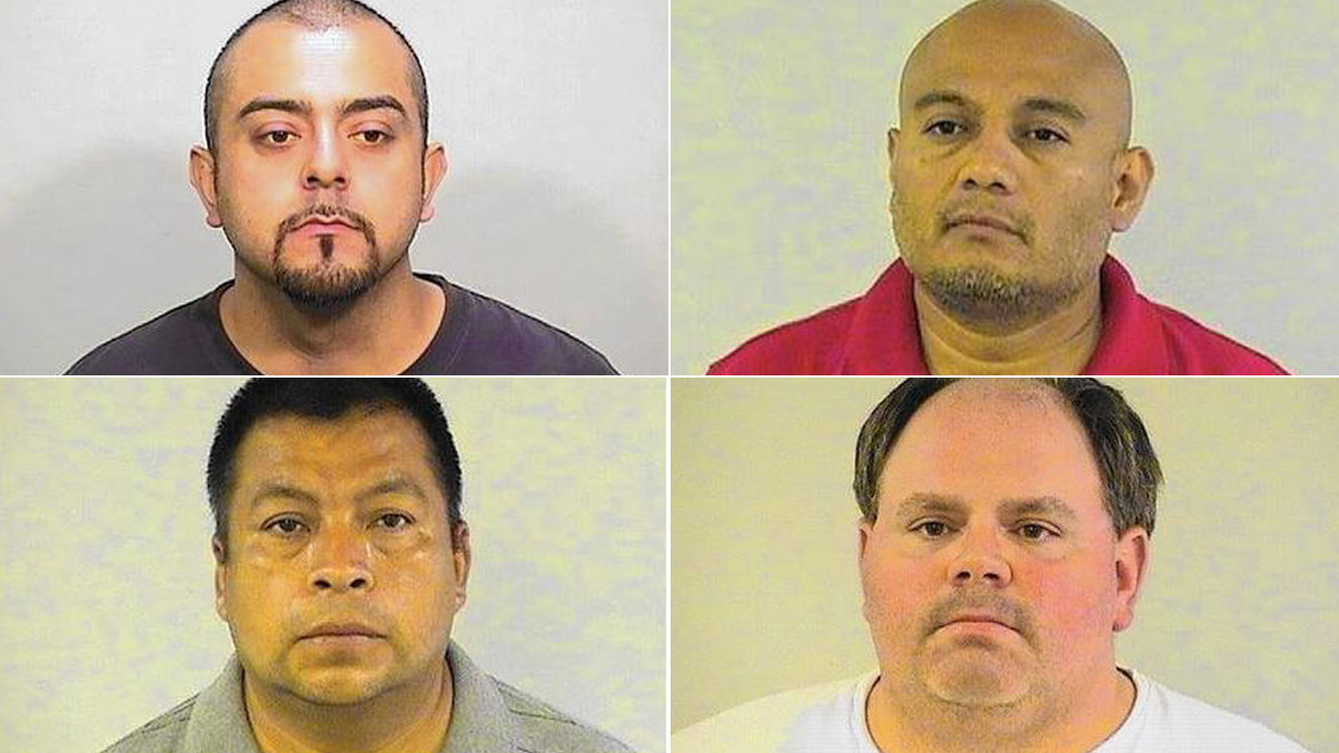 Where can you find mug shots for people arrested by the Lake County sheriff?