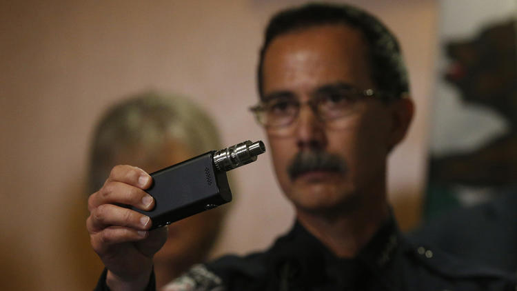 El Cajon police release video of Olango shooting