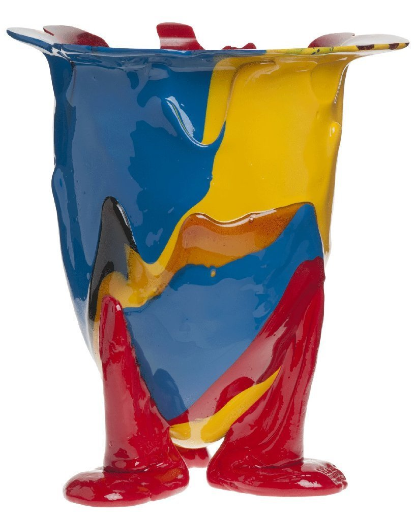 "Gaetano Pesce, ""Vaso Amazonia,"" 2000, polyurethane resin."