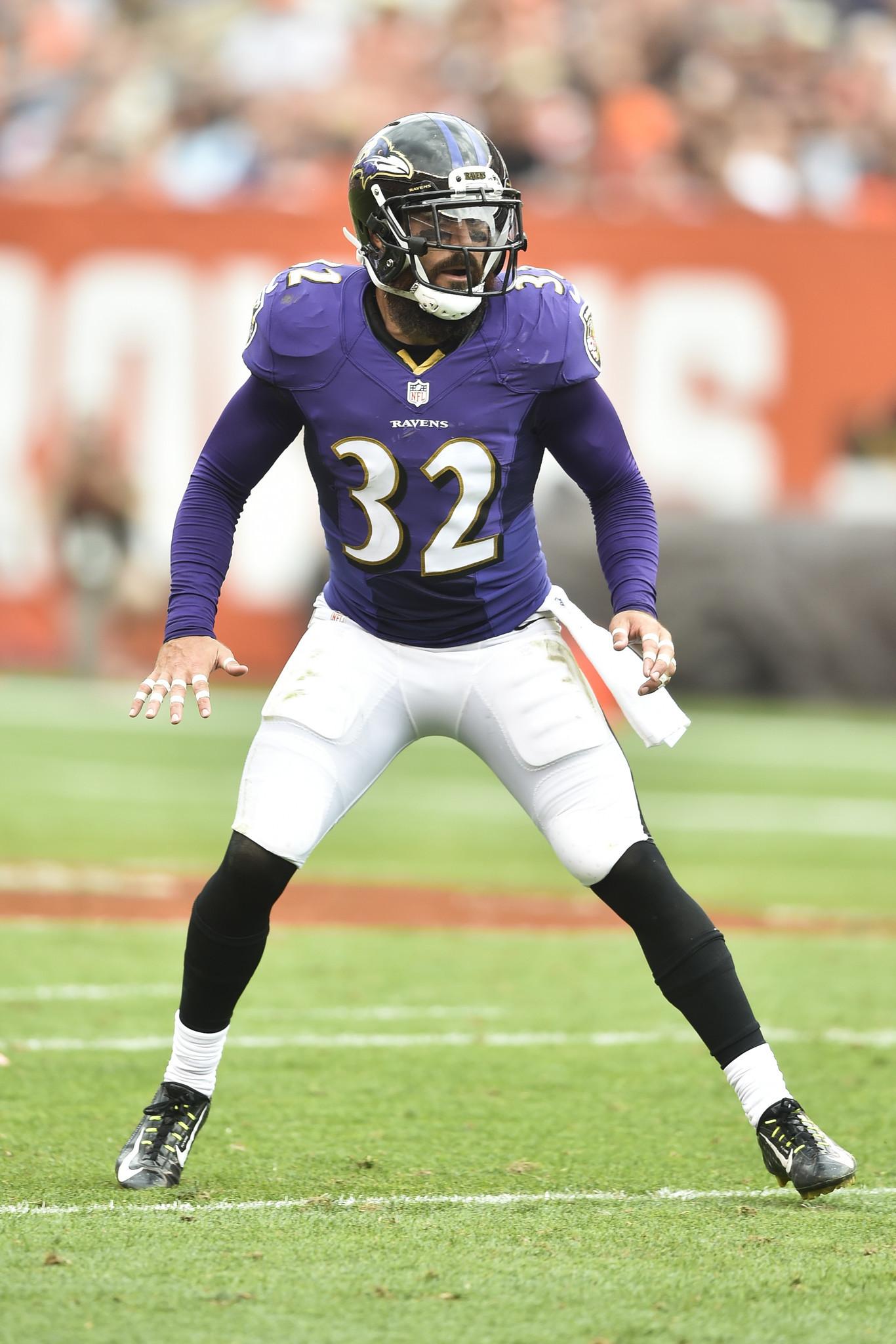 Eric Weddle s leadership skills likened to those of Ravens