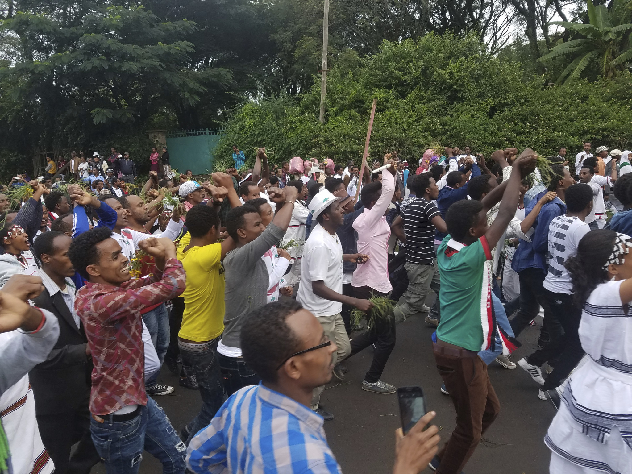 52 Confirmed Dead In Stampede During Ethiopia Religious