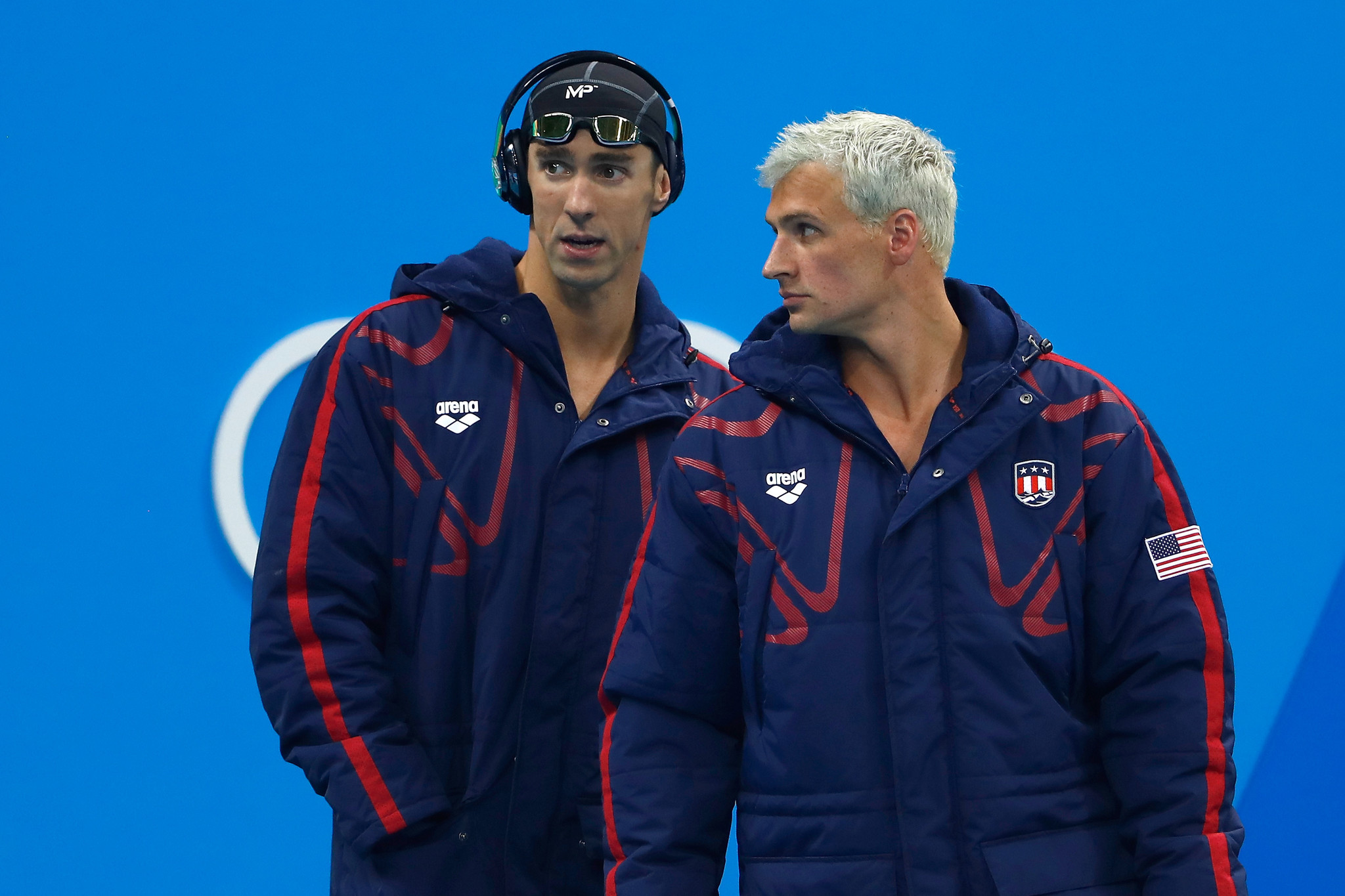 The michael phelps ryan lochte bromance has soured baltimore sun voltagebd Choice Image