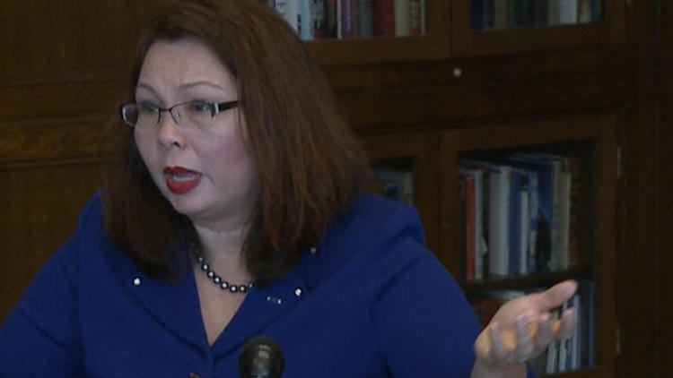 Kirk, Duckworth go back-and-forth on safe haven for Syrian refugees
