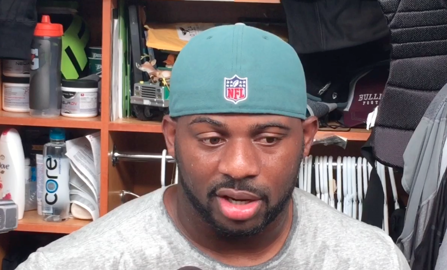 Eagles DT Fletcher Cox The Morning Call
