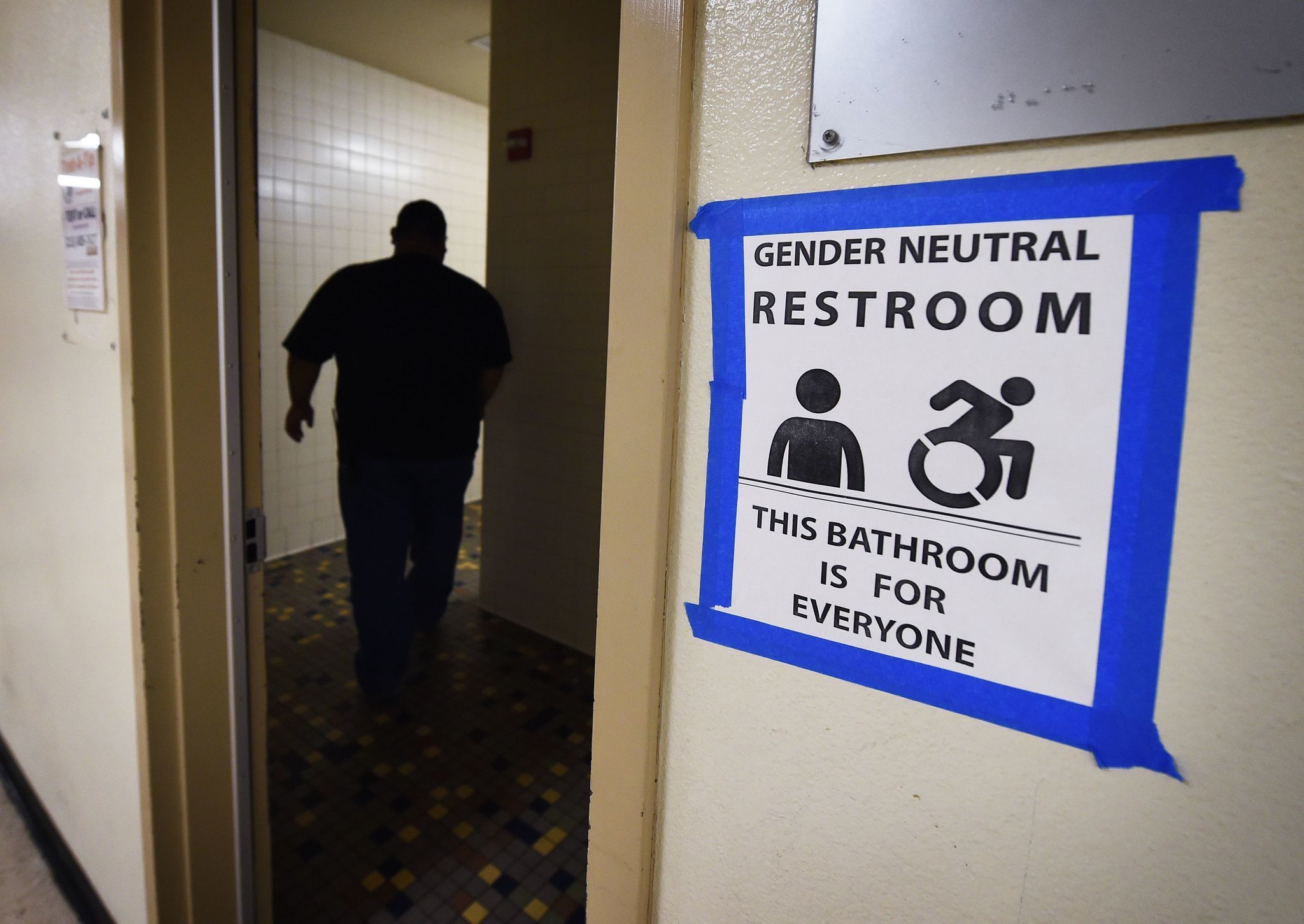 Gender neutral bathrooms high quality ethnic stu s class and