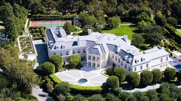 Heiress Petra Stunt bought the Manor from Candy Spelling in 2011 for $85 million in an all-cash deal.