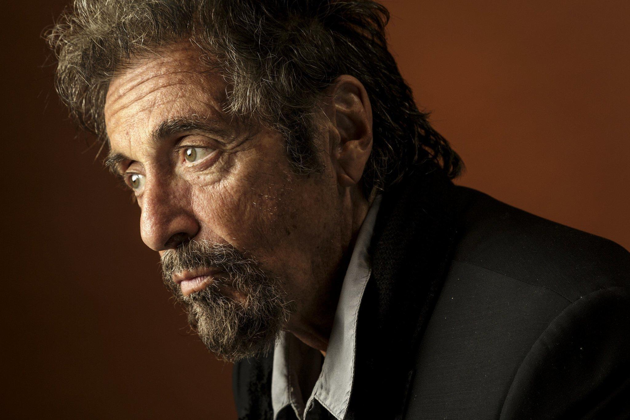 Actor Al Pacino is 'ju...