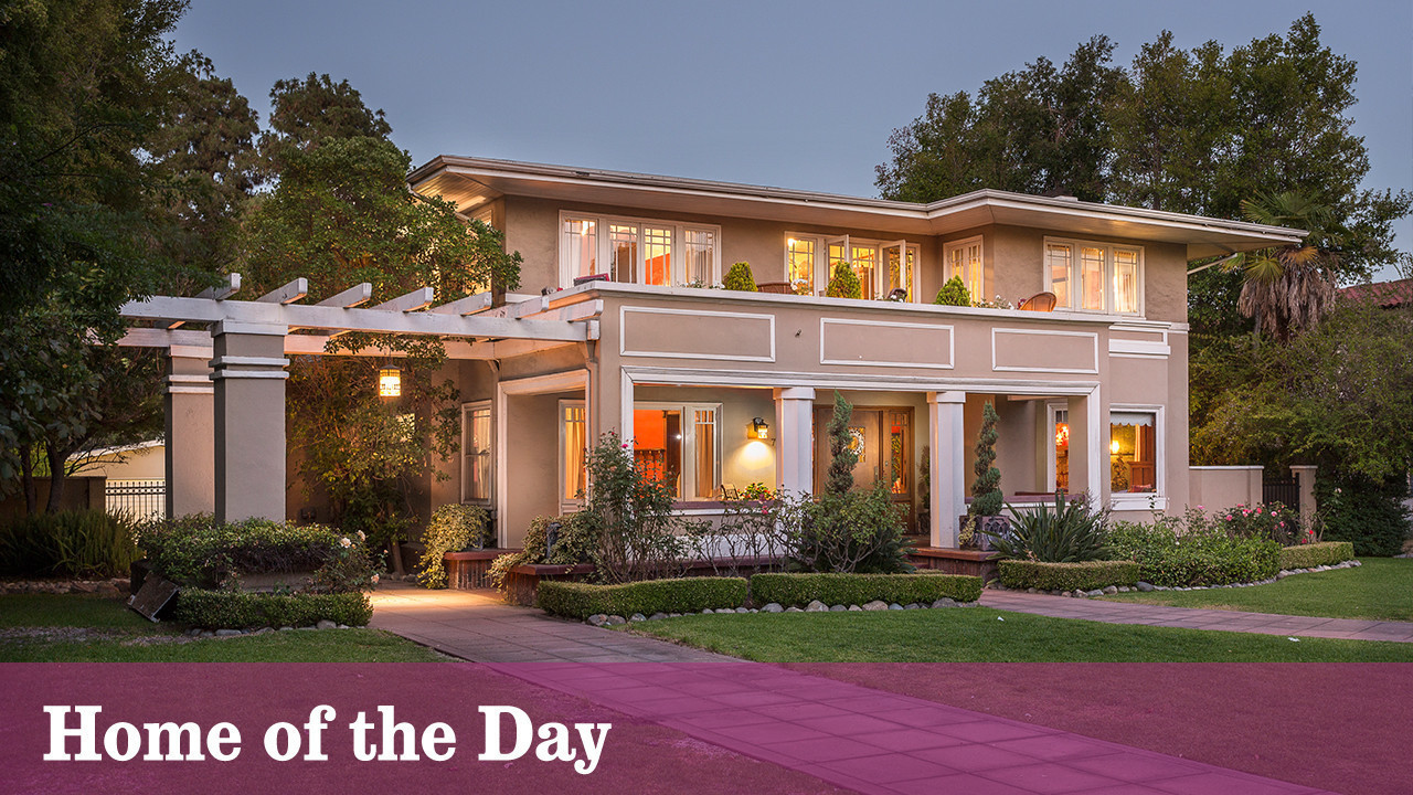 Home Of The Day Prairie Life In Pasadena Daily Press