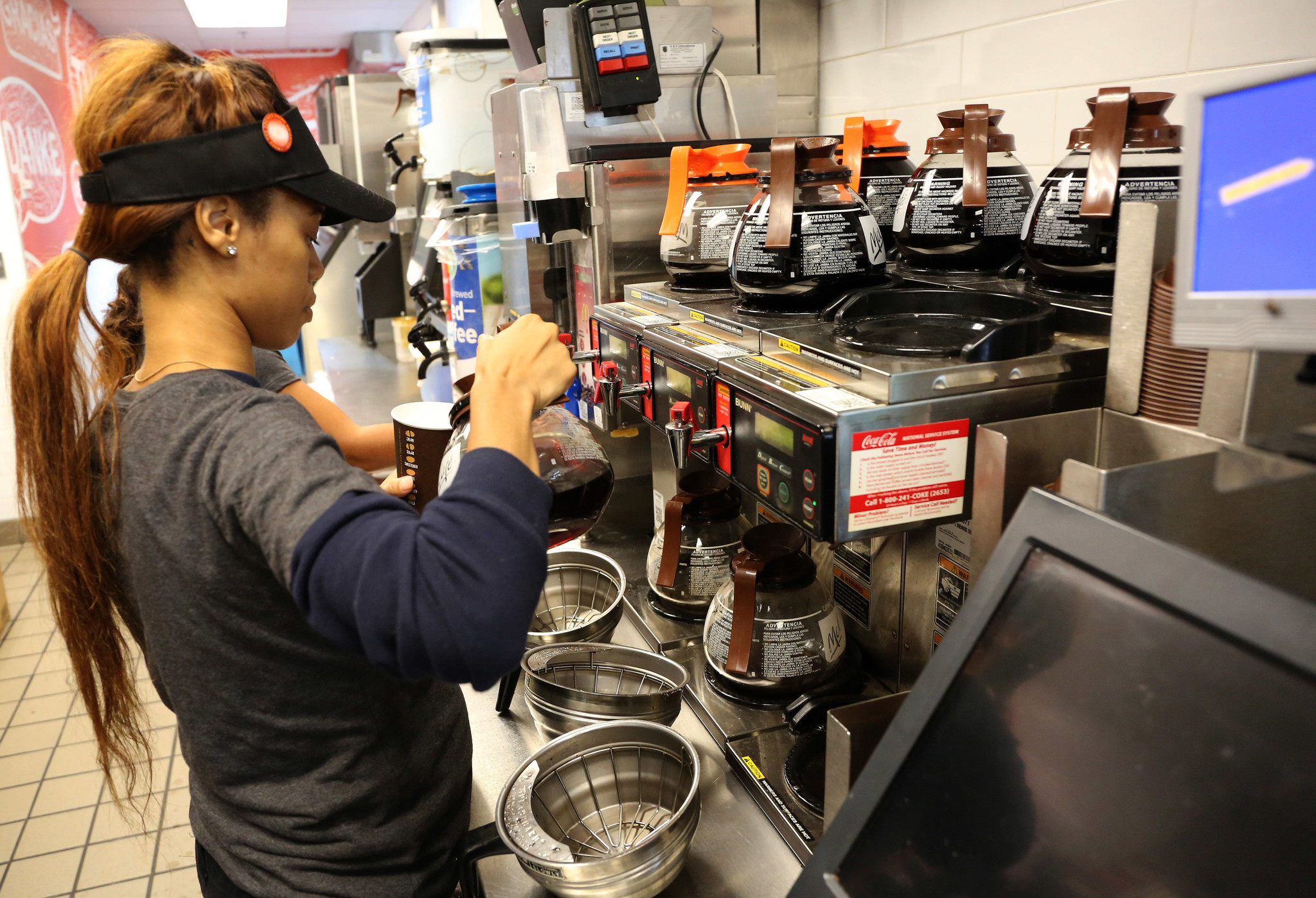 McDonald's is moving to sustainable coffee in latest menu ...