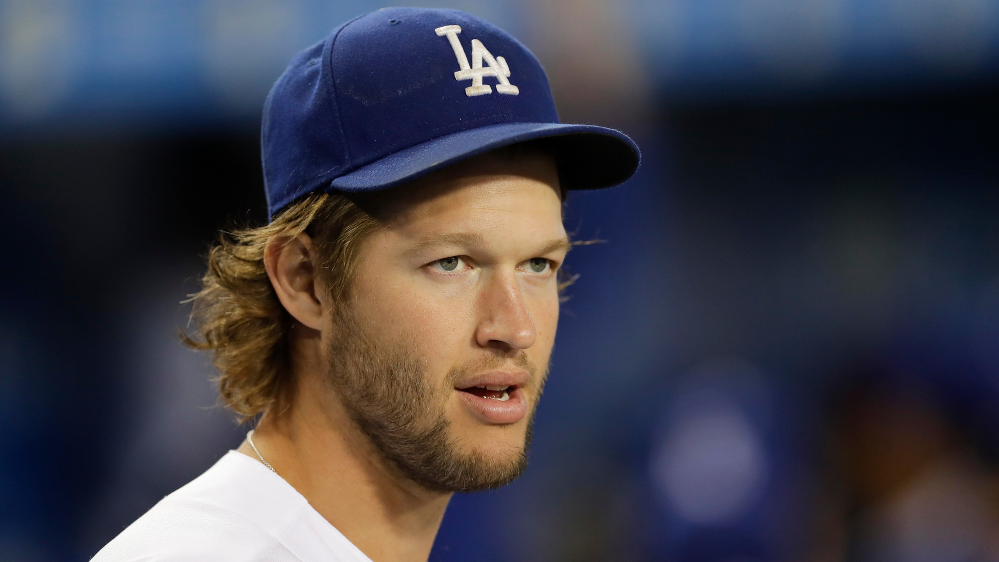 Modest but proud, Clayton Kershaw gets another chance to polish his October legacy - LA Times