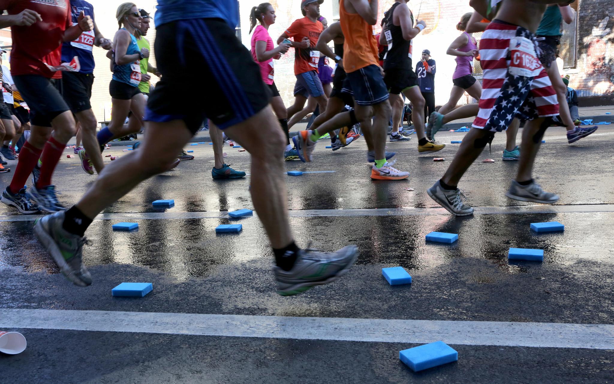 Chicago Marathon News Chicago Tribune - Chicago marathon map 2016