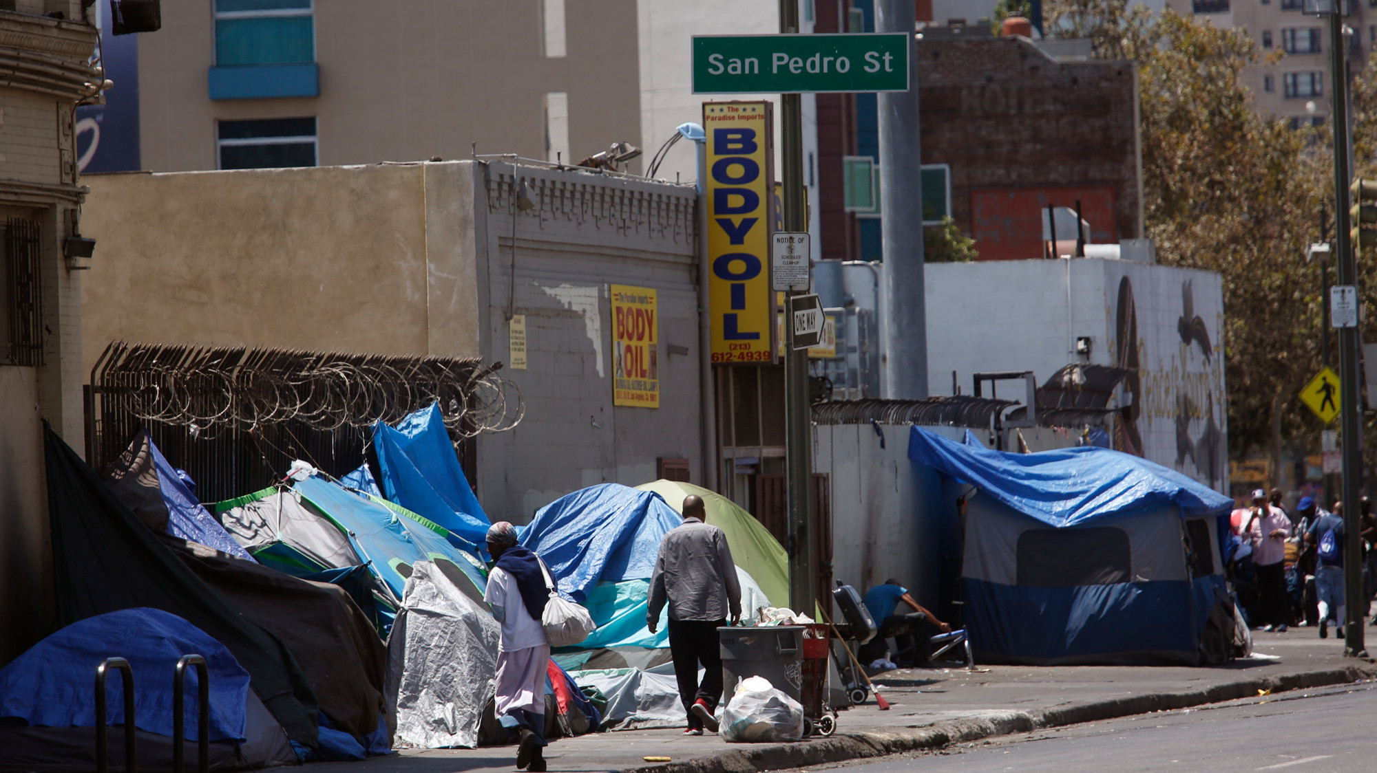 Proposition hhh could finally make a dent in homelessness for Homeless shelter in los angeles