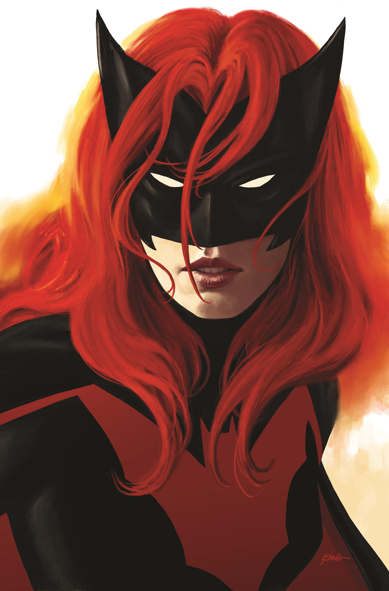"""Among the next wave of DC's Rebirth titles is """"Batwoman."""""""