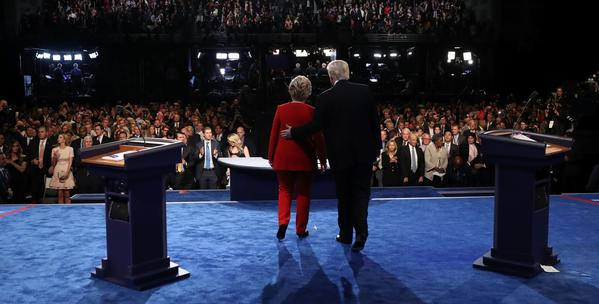 (Joe Raedle / AFP-Getty Images)