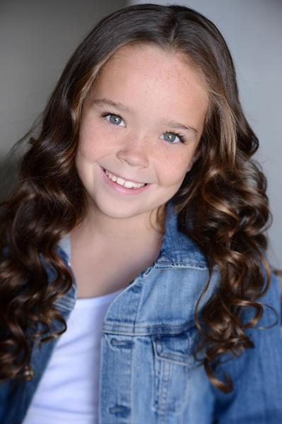 Jamieson Deacy, 9, of Anaheim Hills (Loretta Sanchez for U.S. Senate)