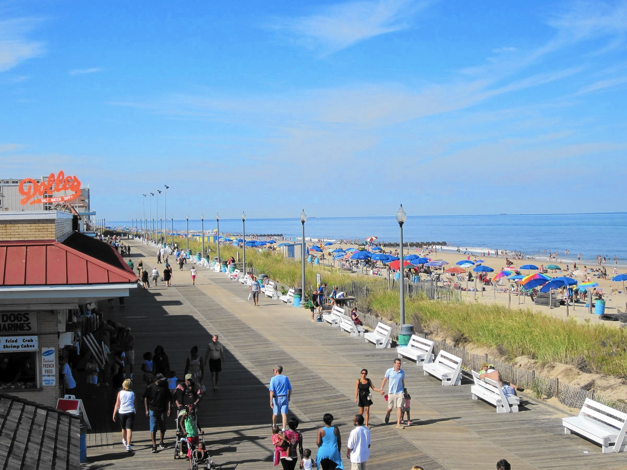 New At Delaware Beaches A Fresh Squadron Of Restaurants Plus Concert E Bowling Alley Baltimore Sun