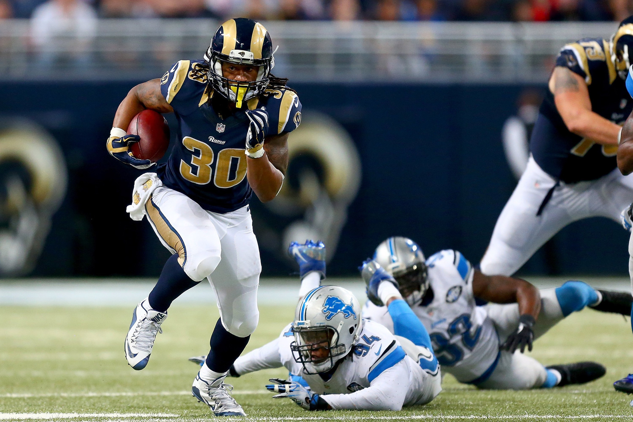 Rams mailbag Everyone wants to know what s up with Todd Gurley