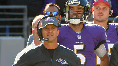 Ravens' coaching let them down in this one