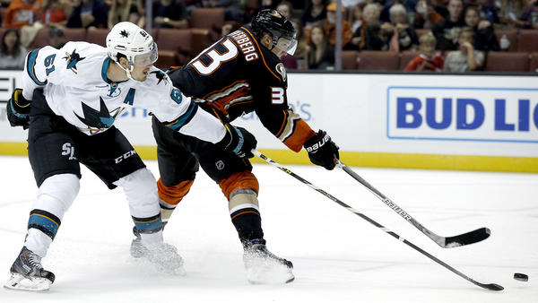 Ducks' Silfverberg Scores Twice In Exhibition Finale