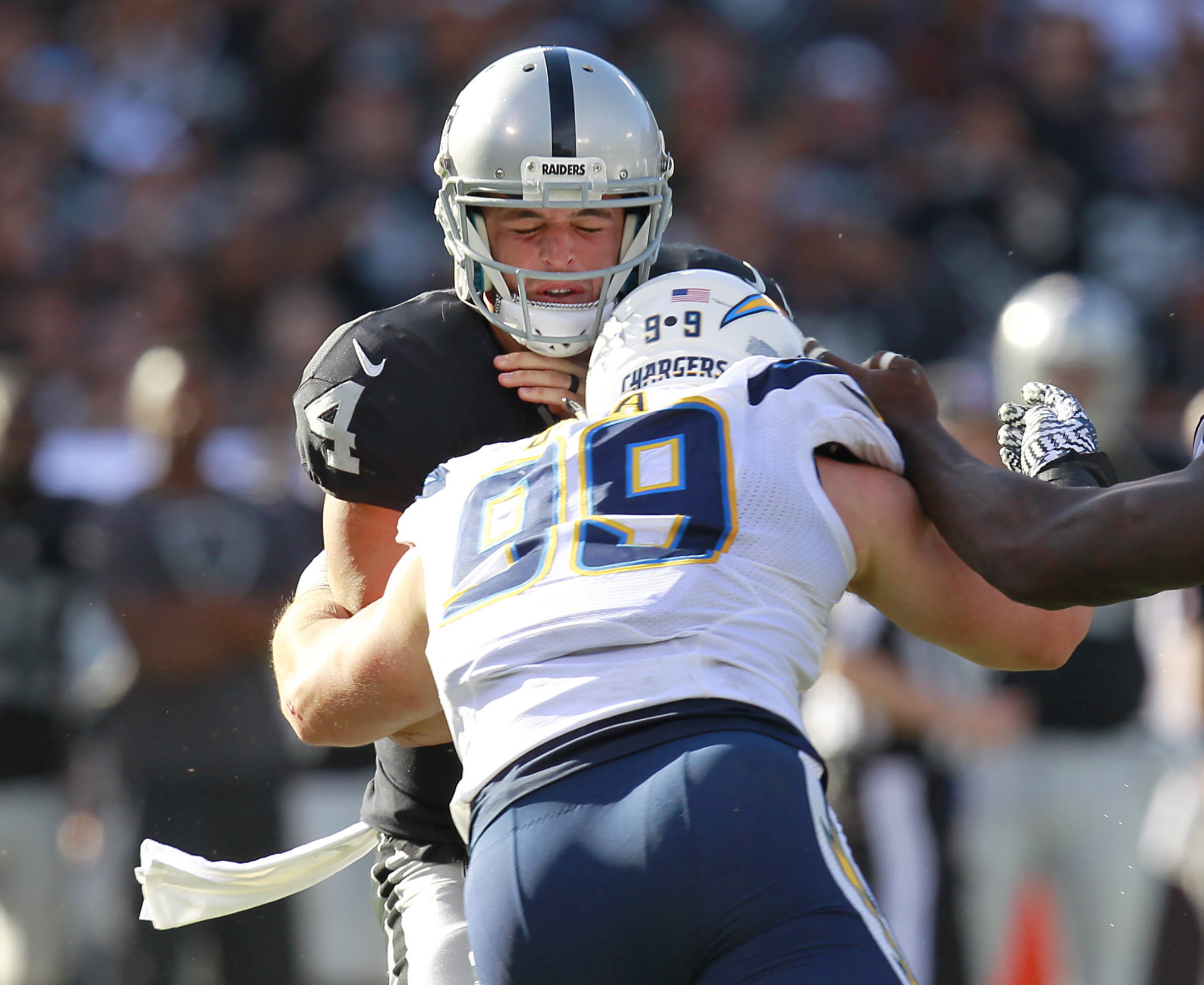 Impressive Bosa Hopes To Win Over Fans The San Diego