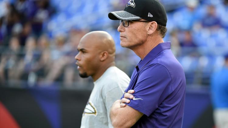 Ravens fire Marc Trestman