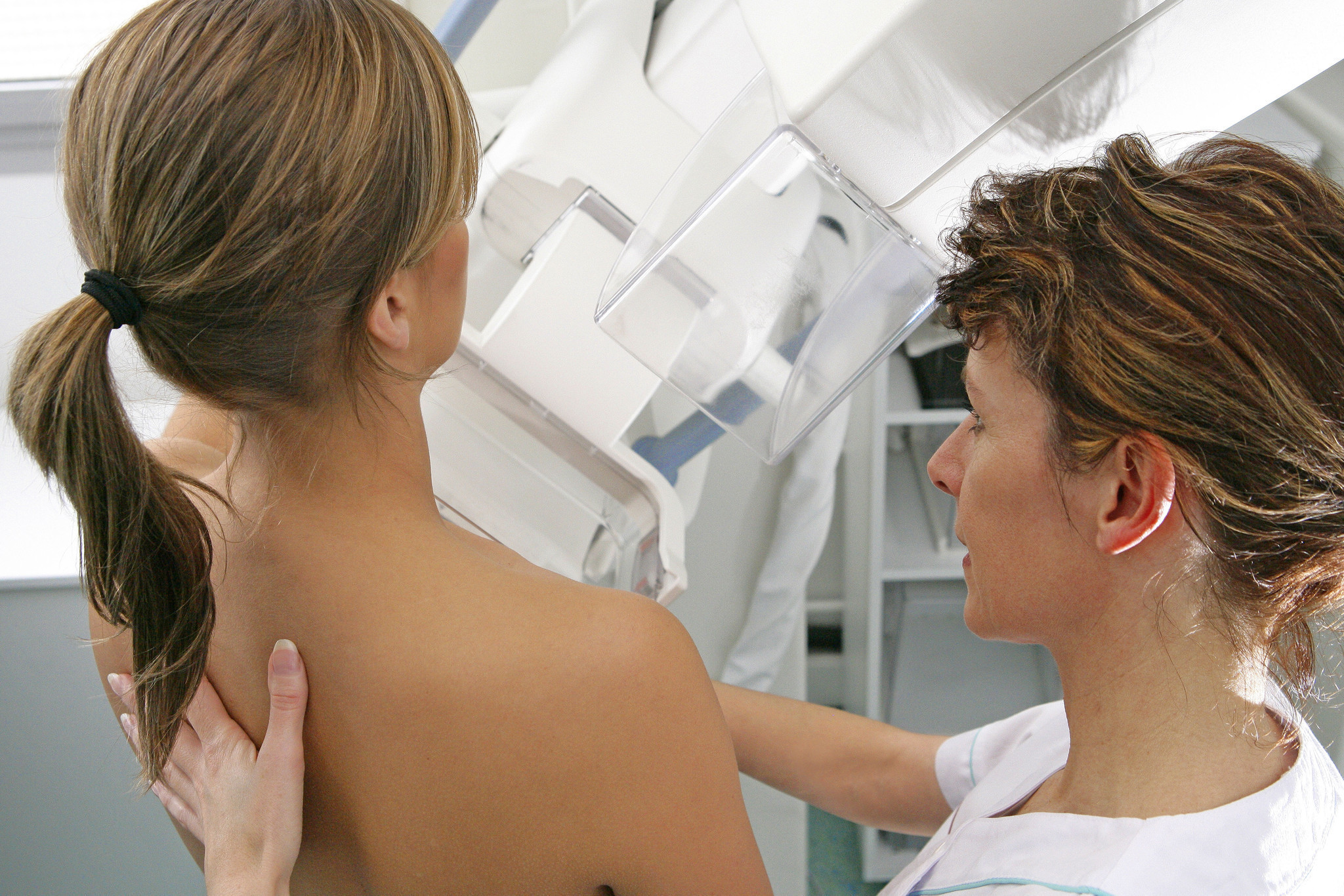 mammogram porn