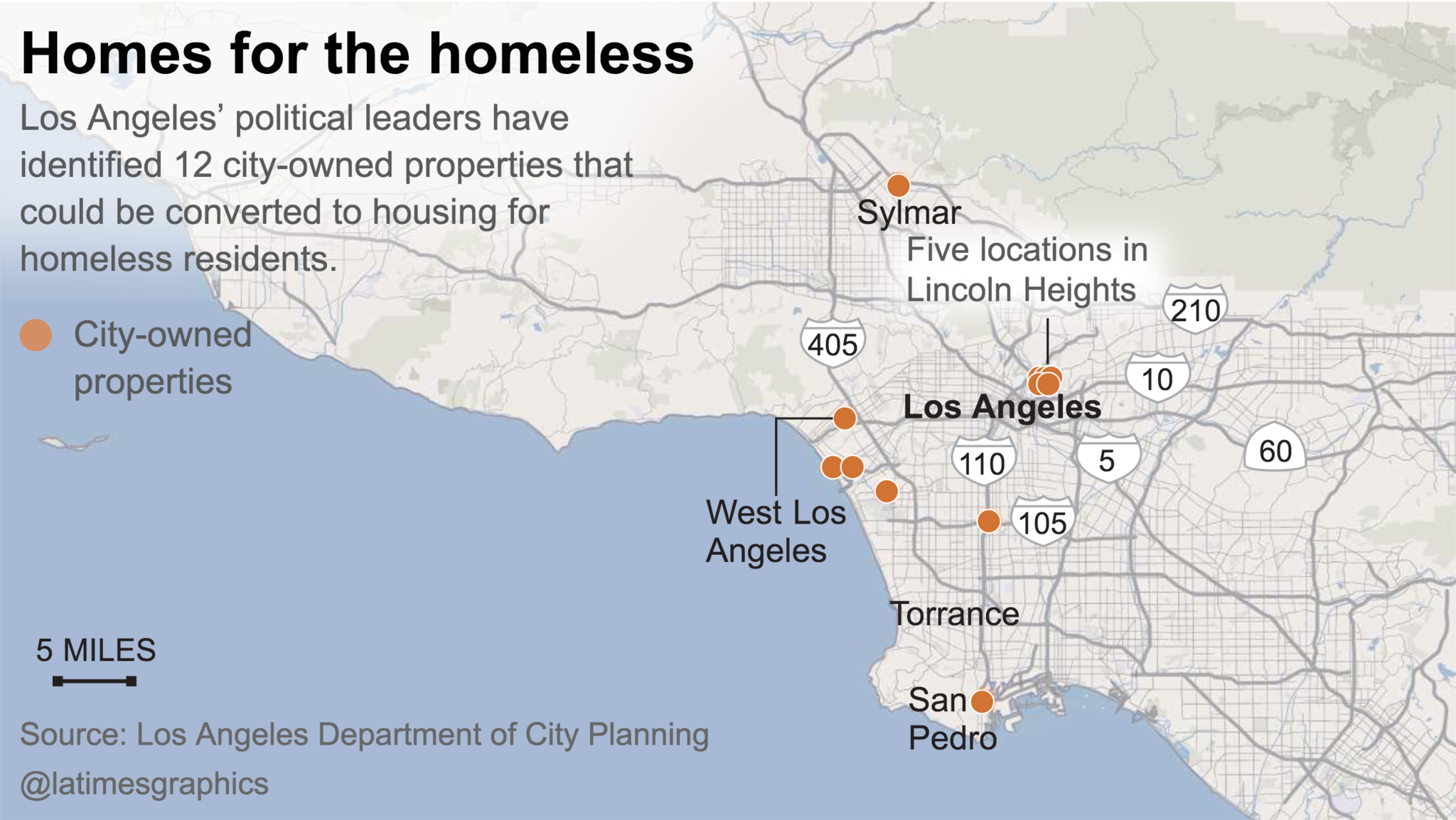 Ballot Measure Could Upset La's Plan For Housing The Homeless La Times Los  Angeles Times)