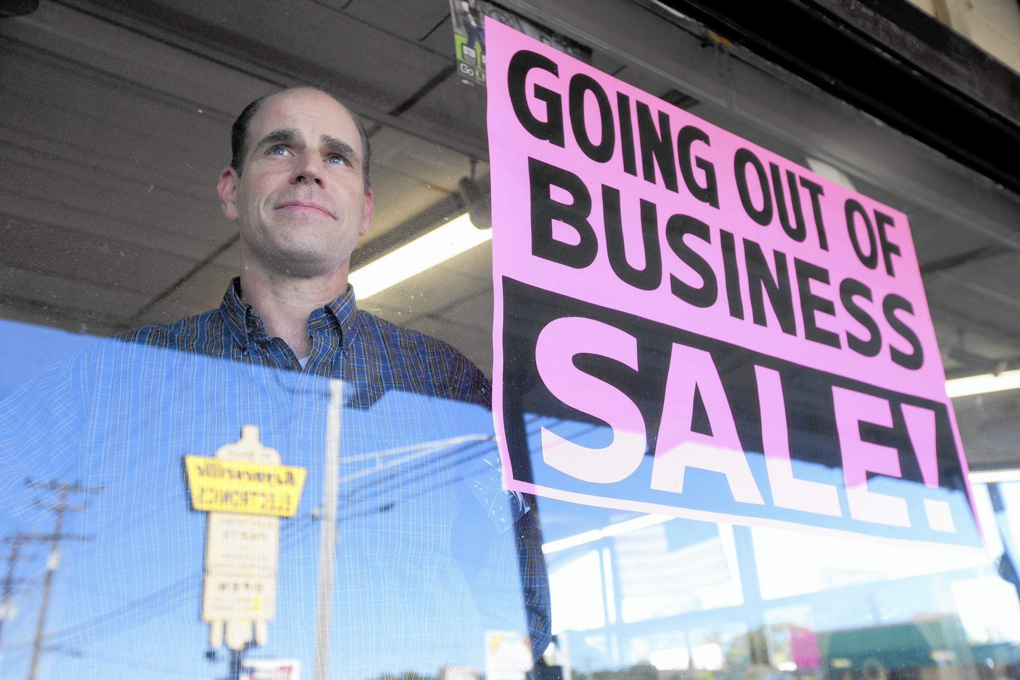 As sales dip, Towson electronics store pulls the plug ...