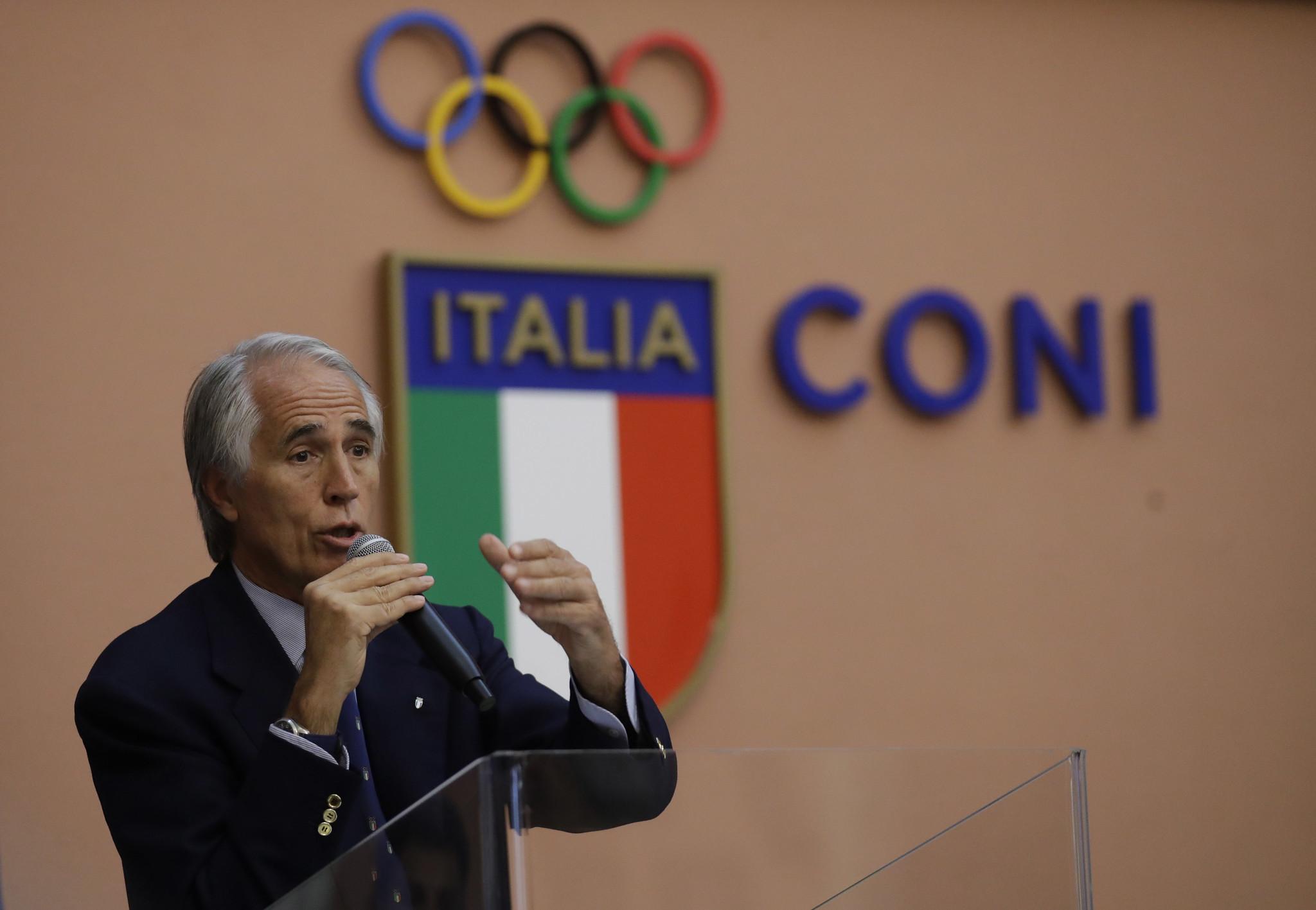 Image result for roma 2024 Covanni Malaqo