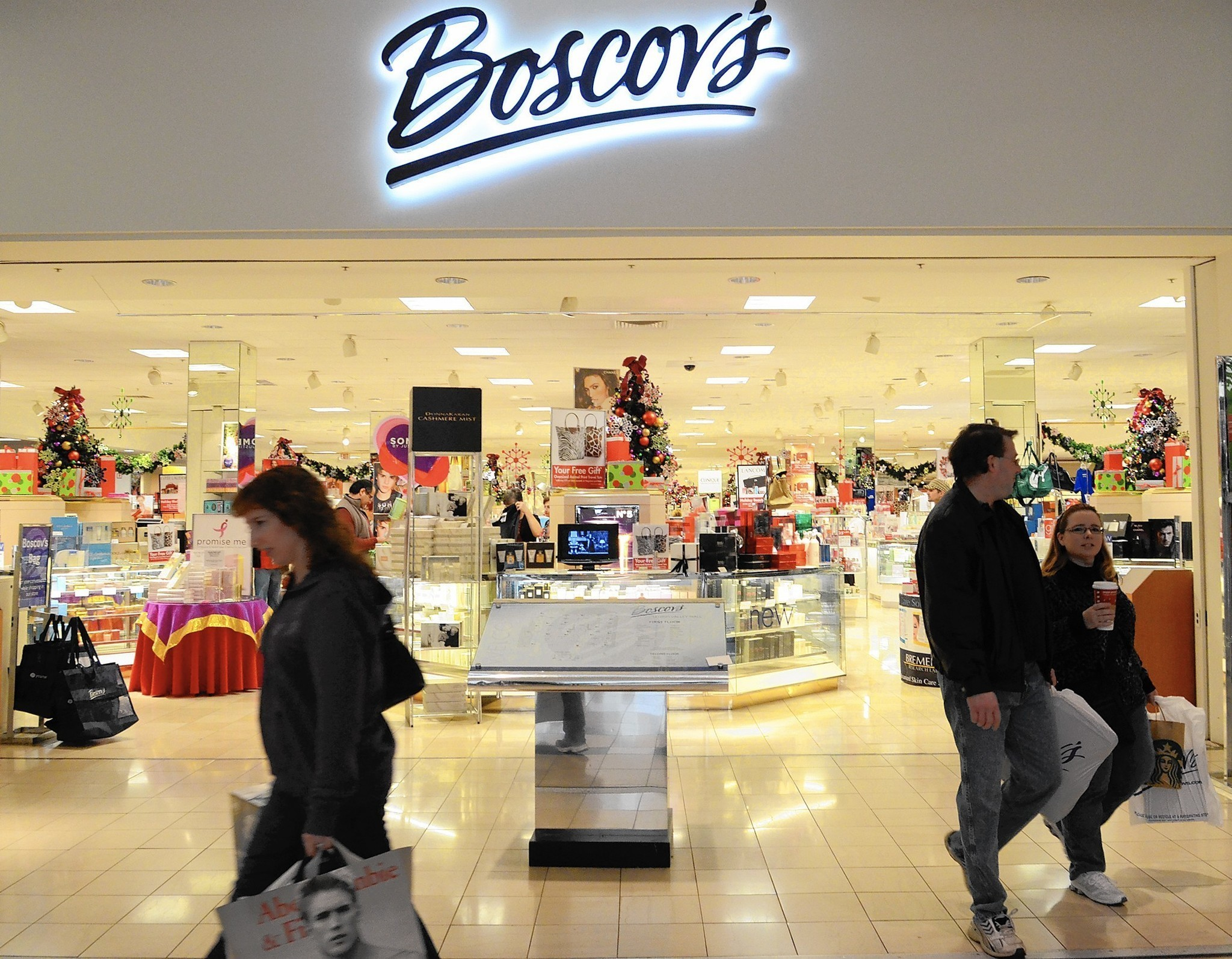 Purchase must be placed on Boscov's credit card. Accounts must to be in good standing. Cardholder must have made a purchase on their Boscov's Credit Card within the last 12 months to receive the birthday offer. †B-Rewarded is provided by Boscov's and its terms may change at any time.