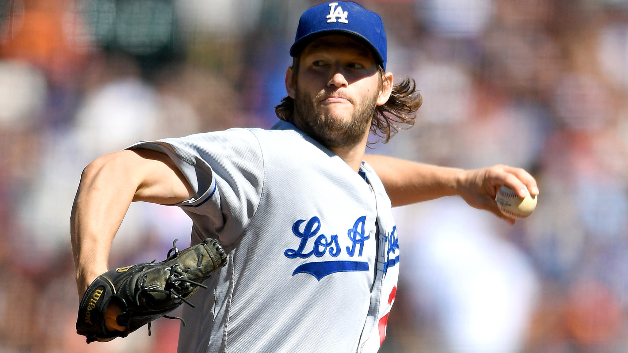 Clayton Kershaw will start for the Dodgers in Game 4 against the Nationals - LA Times