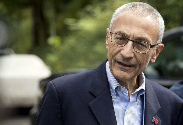 John Podesta. (Andrew Harnik / Associated Press)