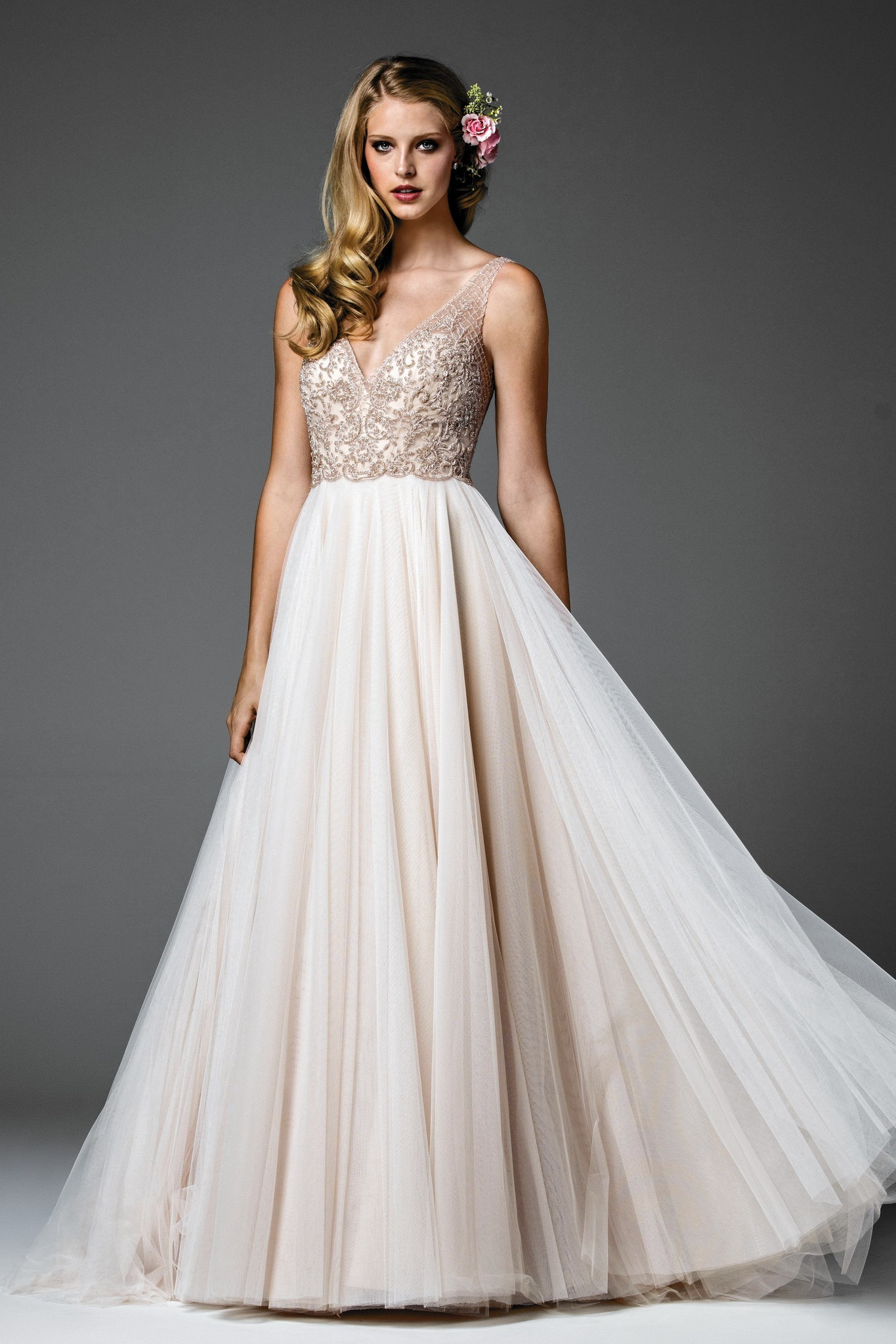 Bridal Fashion Week trends include ballgown skirts, separates, off ...