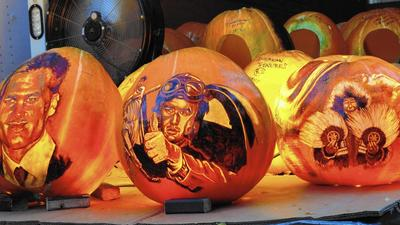 Jack-O-Lantern Spectacular Draws Thousands To R.I. Zoo