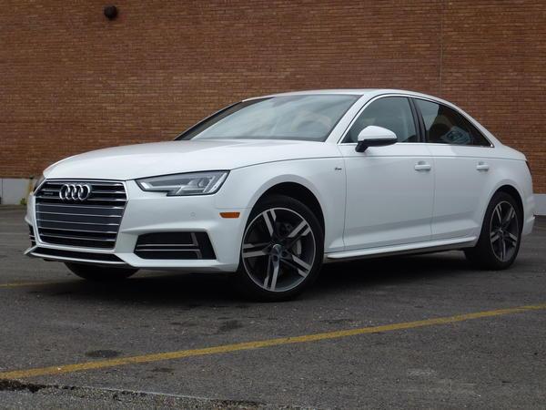 2017 A4 review: Audi's best-selling sedan gets subtle but ...