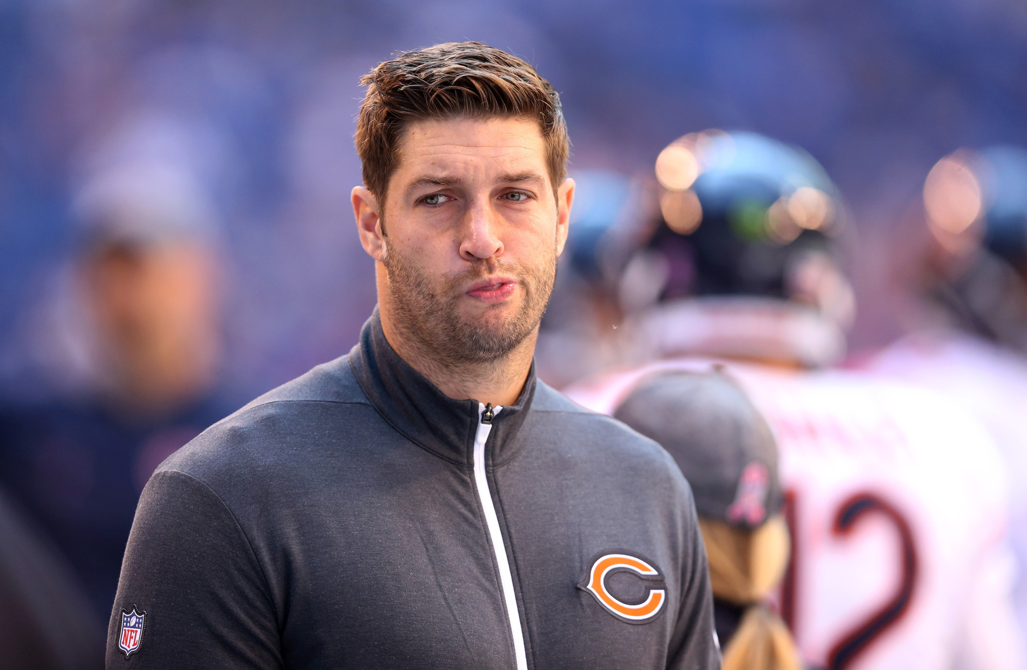 Bears QA Whats Future For Jay Cutler Robbie Gould And The