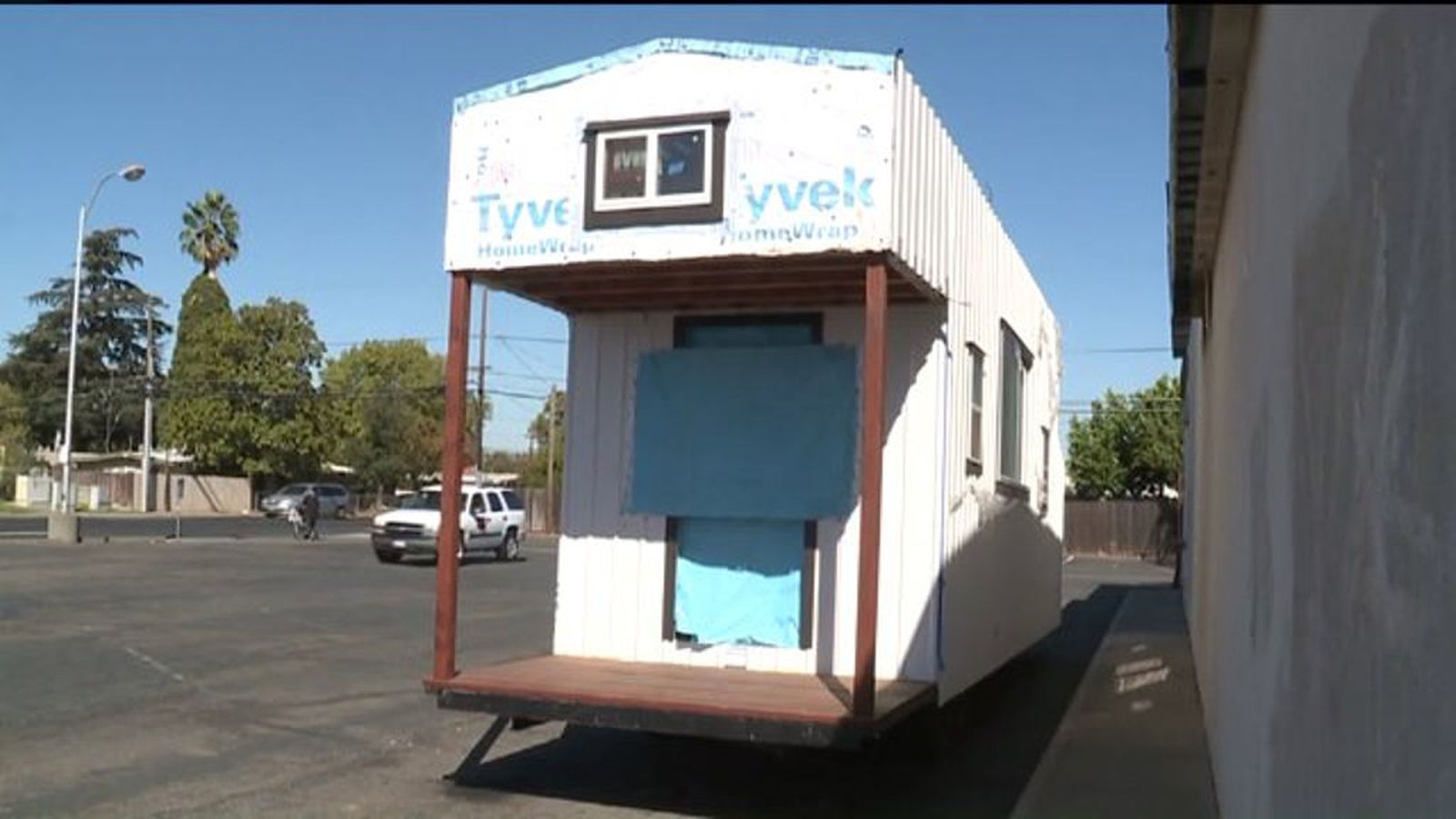 Tiny Home stolen in Northern California Chicago Tribune