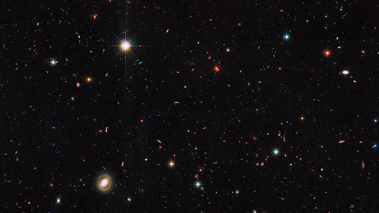 how many galaxies in our universe - photo #16