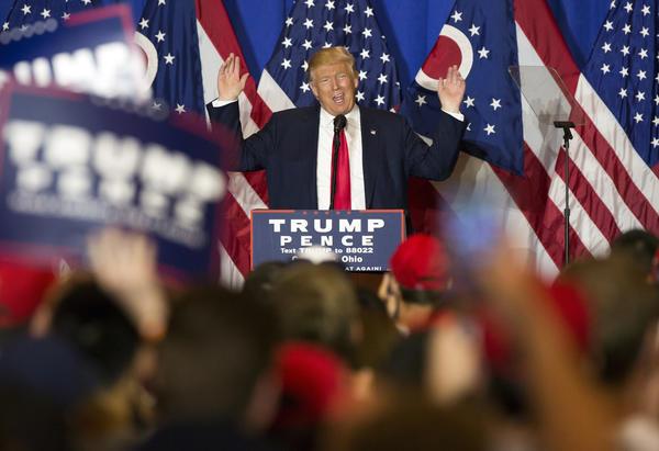 (Evan Vucci / Associated Press)
