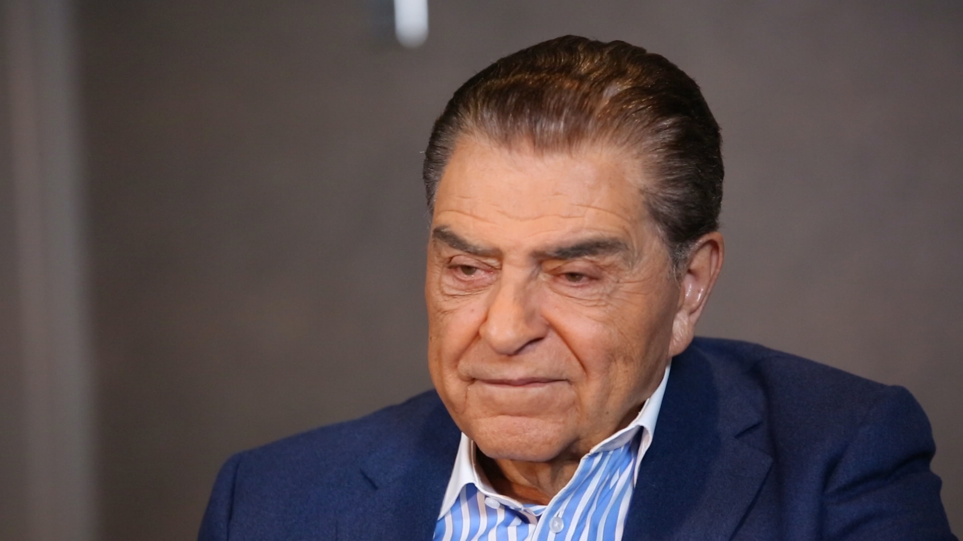 TV host Don Francisco's roots are German, but he 'feels' the Latino culture - LA Times
