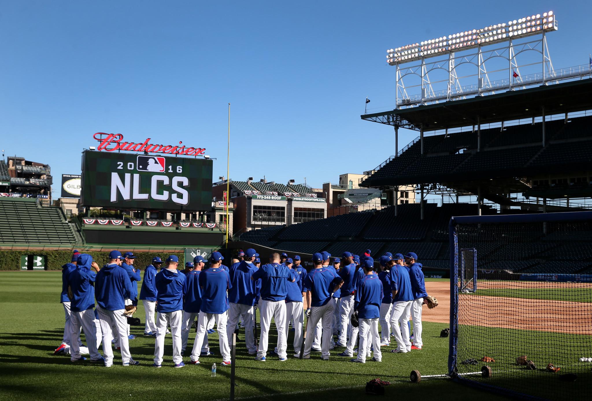 cubs dodgers nlcs preview matchups predictions series recaps   chicago tribune