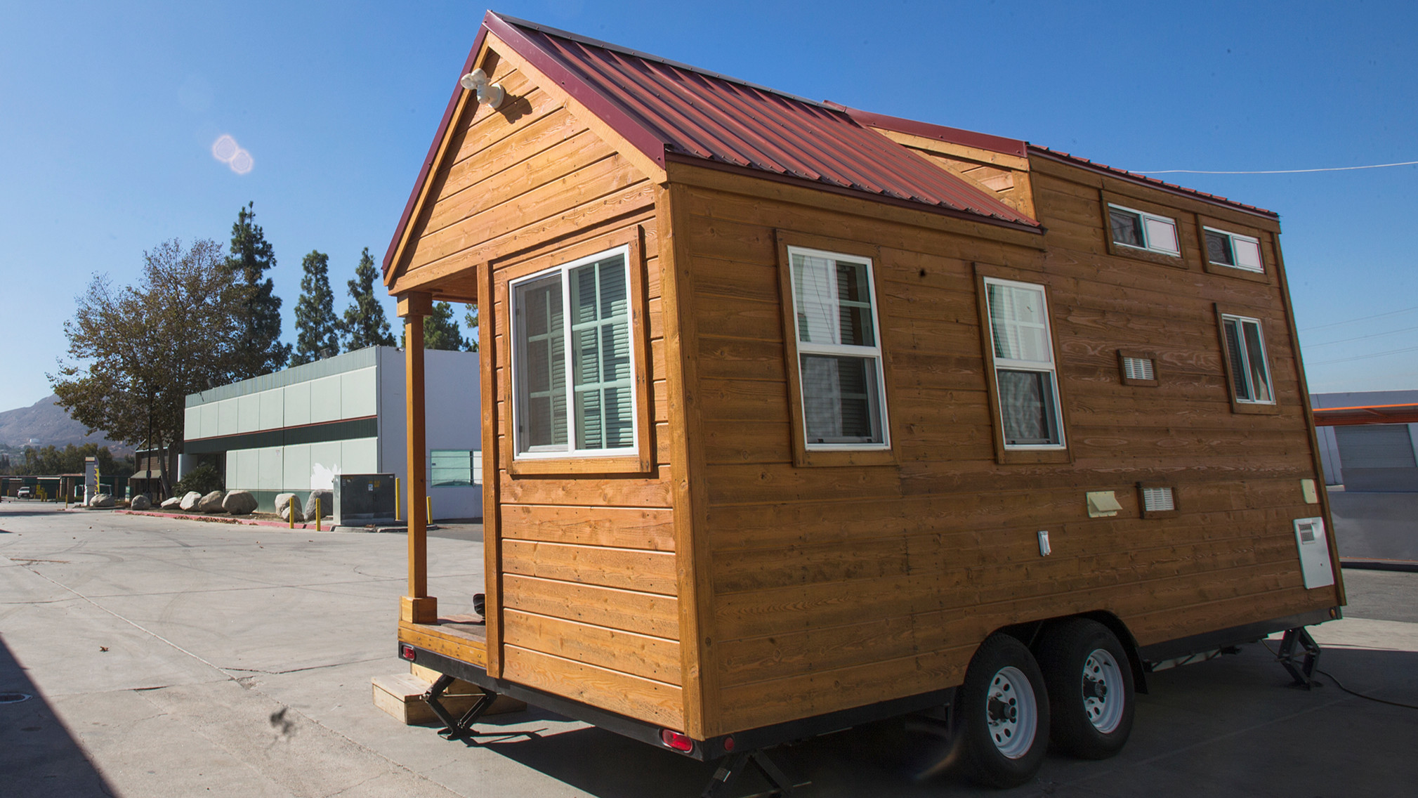 Tiny homes are all the rage But heres why the market is more
