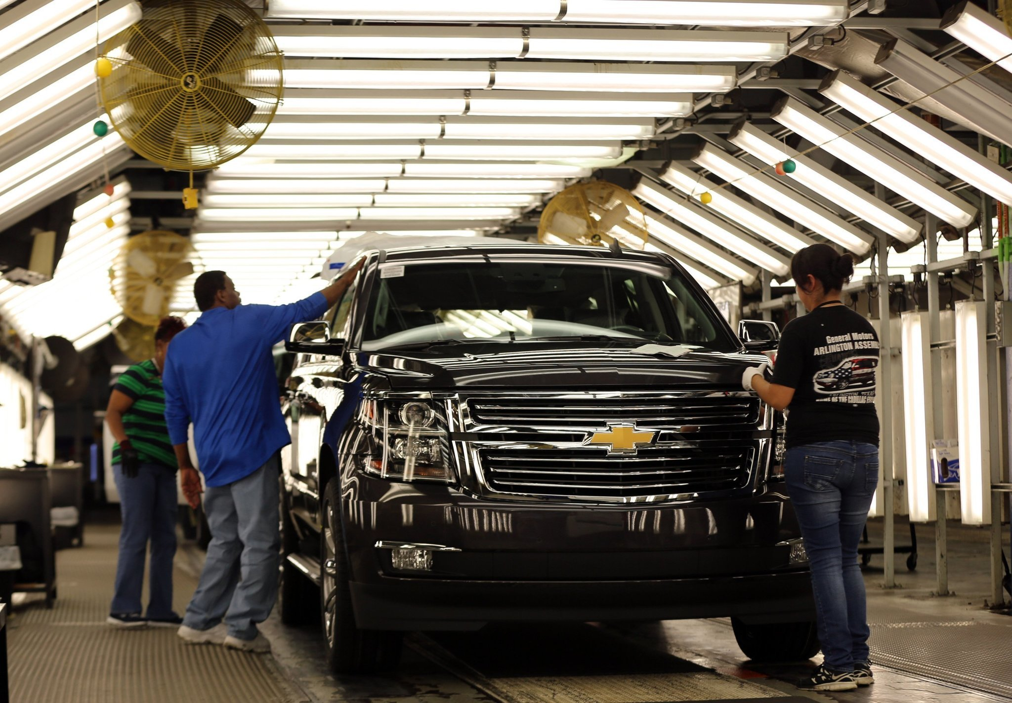 Gm invests millions in mexico as ford absorbs blows from for General motors jobs dallas tx