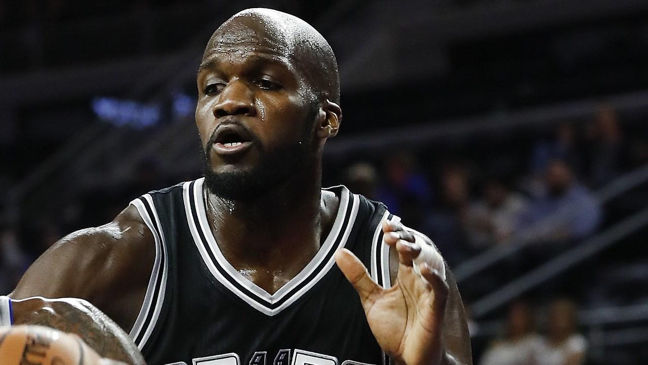 Anthony está de volta ao Spurs (Reprodução/sun-sentinel.com)