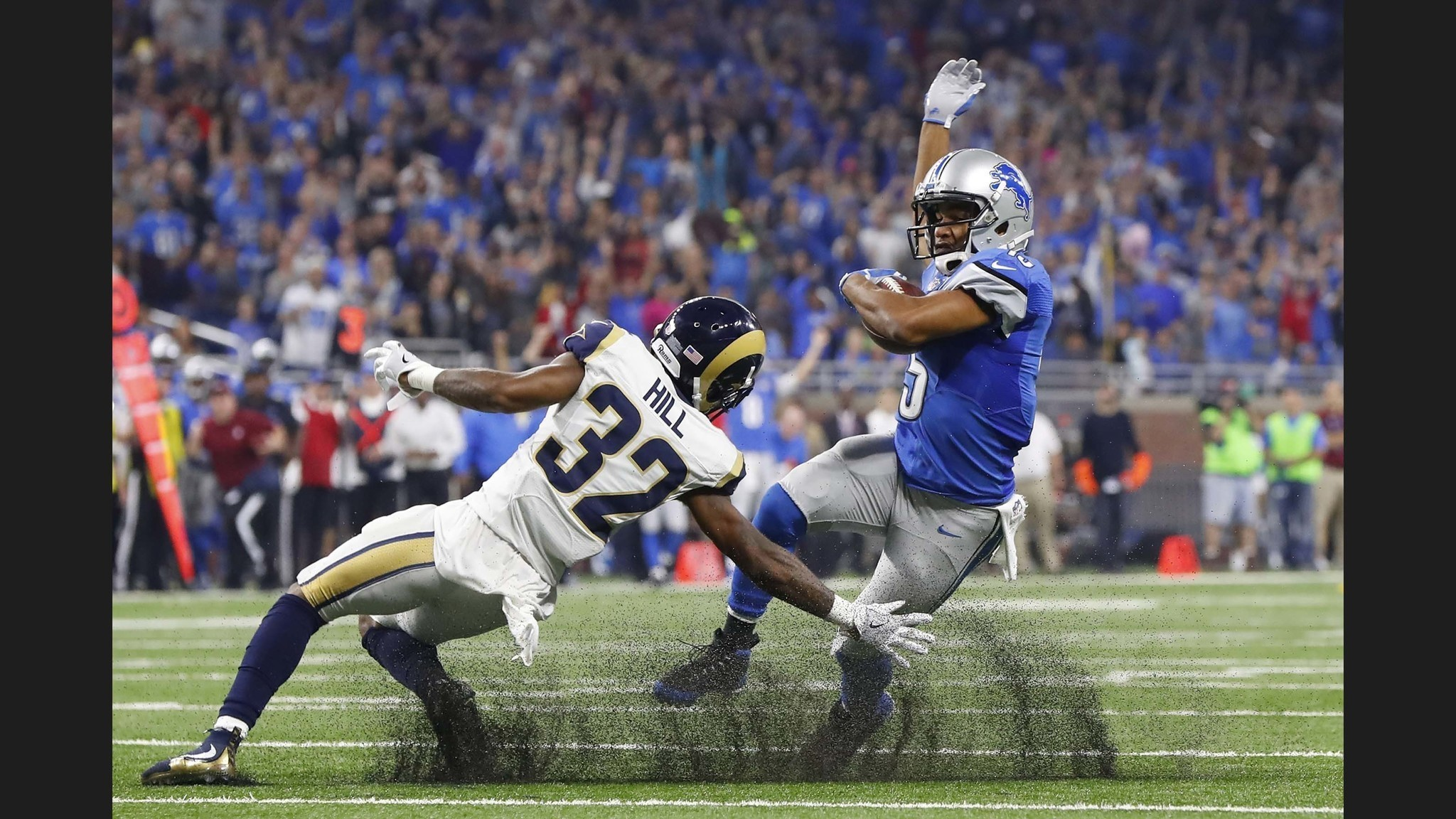 Loss To Lions Leaves Rams Stunned And Frustrated As They