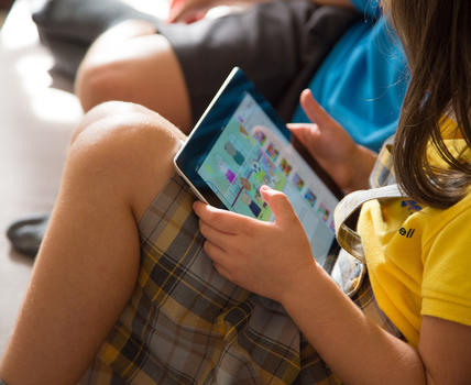 Pediatricians weigh in on a fraught issue facing parents today: How much screen time is OK?