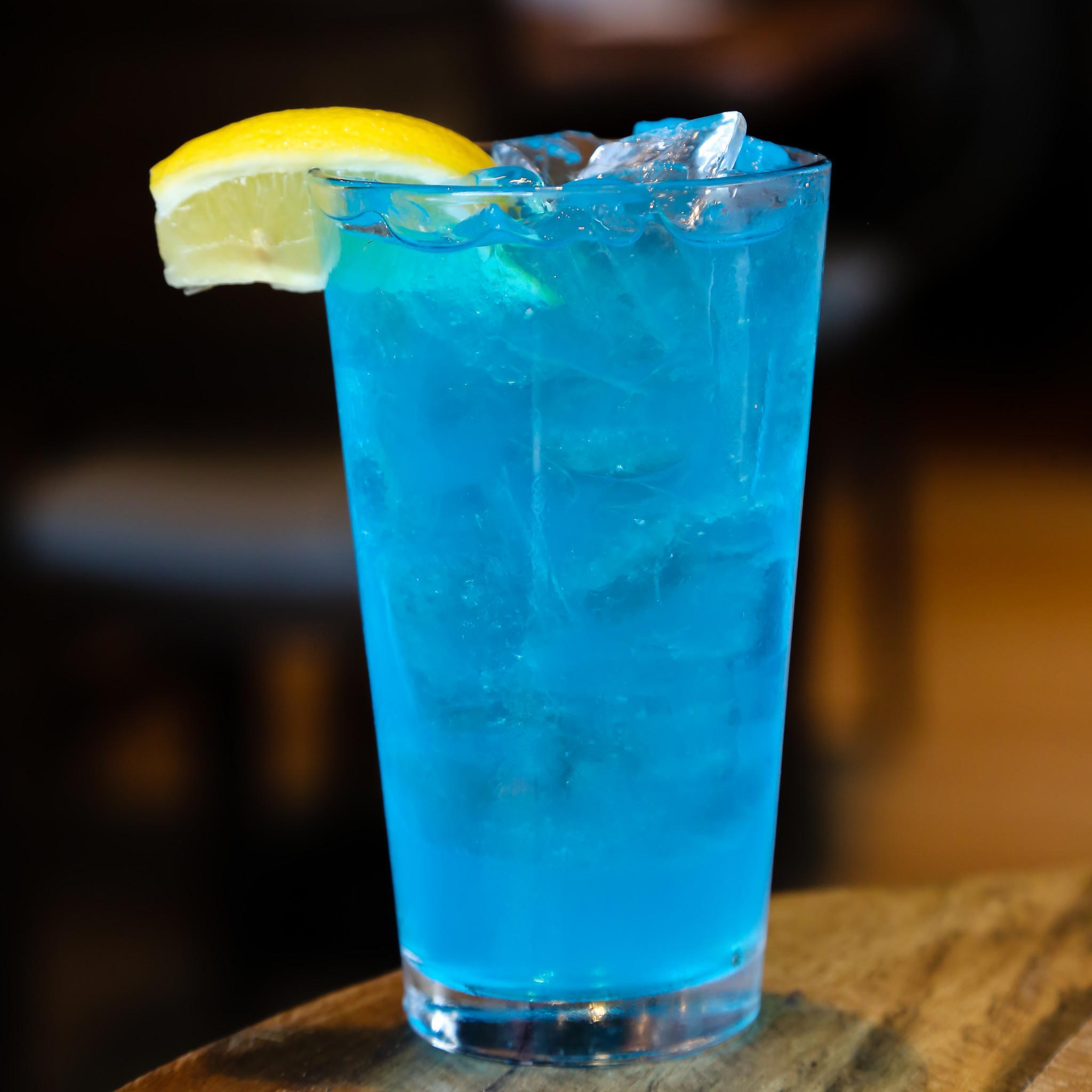 Electric Lemonade from Oggi's.