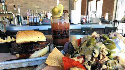 New Bear's Smokehouse Opens On Front Street With Full Bar, New Menu Items